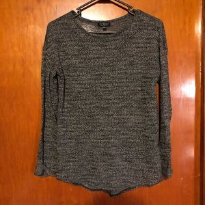 Topshop black sweater